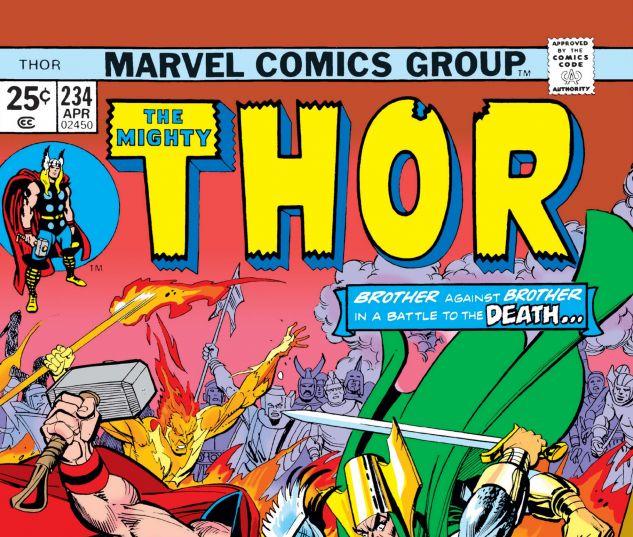 THOR (1966) #234