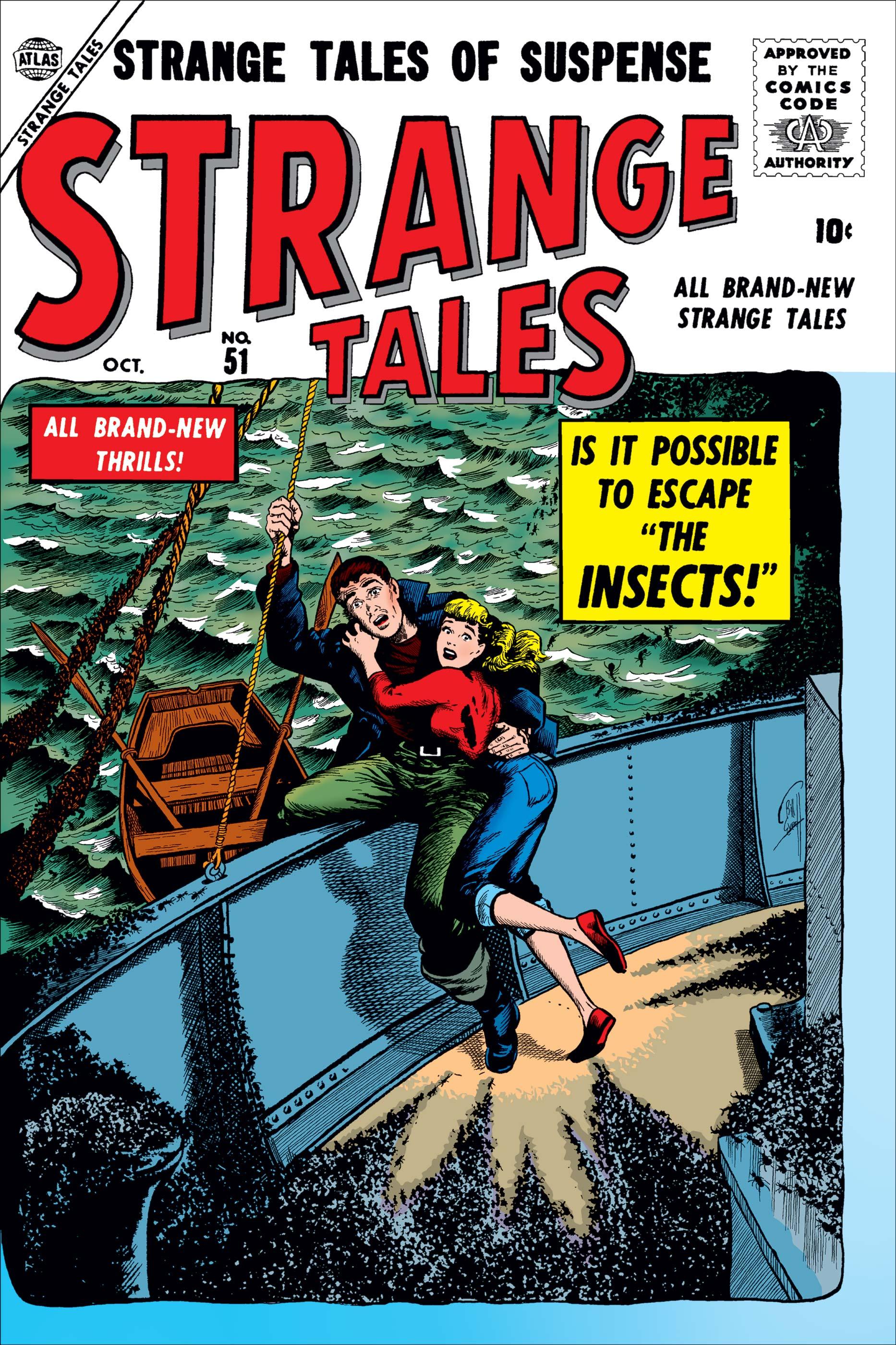 Strange Tales (1951) #51