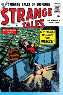 Strange Tales #51
