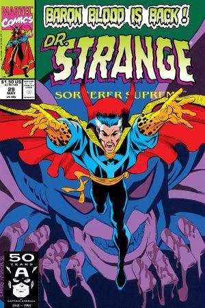 Doctor Strange, Sorcerer Supreme (1988) #29