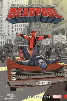 Deadpool: World's Greatest Vol. 10 - Secret Empire (Trade Paperback)