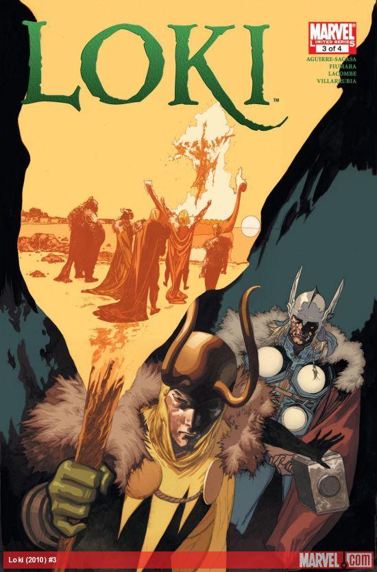 Loki (2010) #3