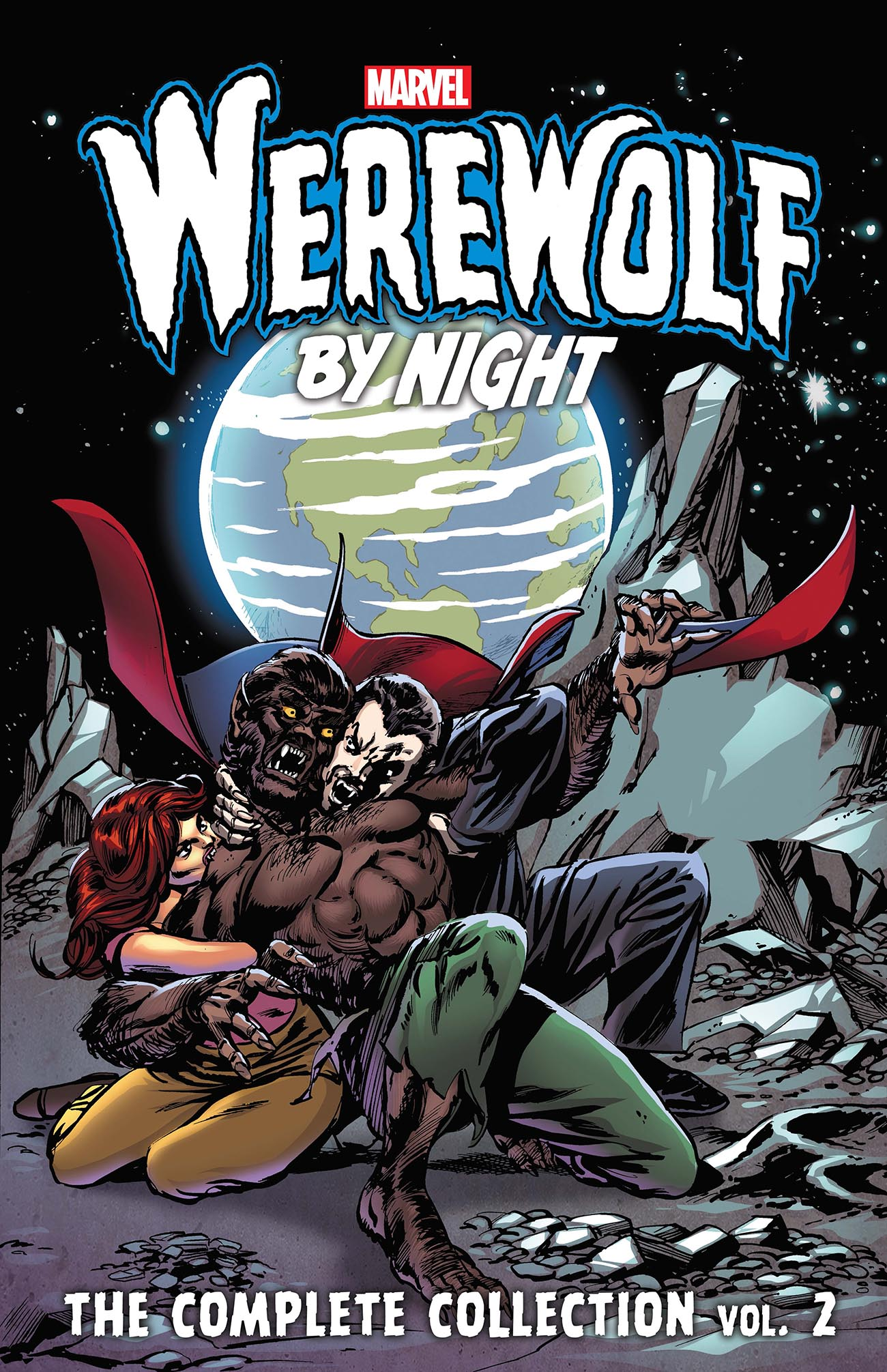 Werewolf by Night: The Complete Collection Vol. 2 (Trade Paperback)