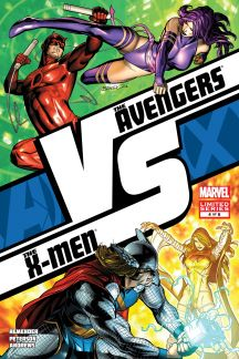 Avengers Vs. X-Men: Versus #4
