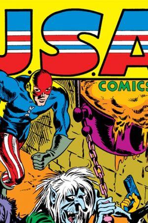 U.S.A. Comics (1941 - 1945)