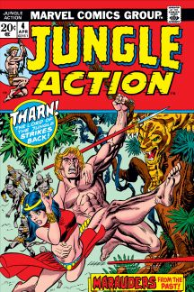 Jungle Action (1972) #4