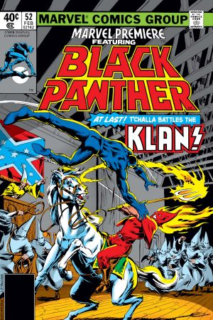 Marvel Premiere (1972) #52