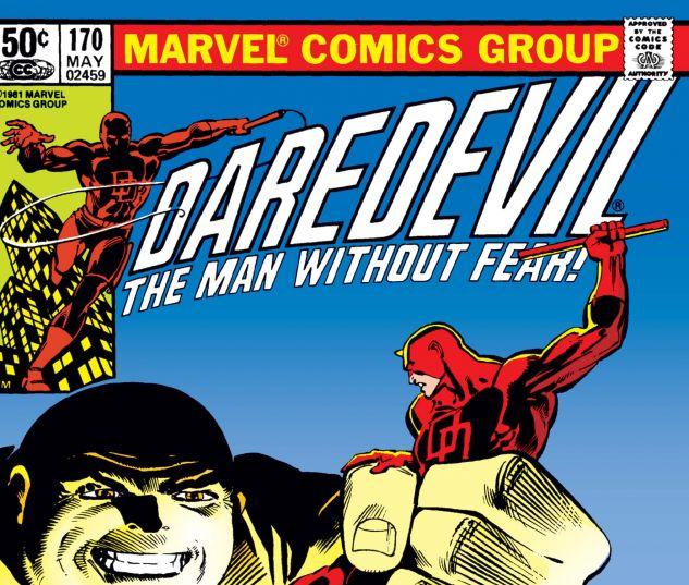 Daredevil (1964) #170