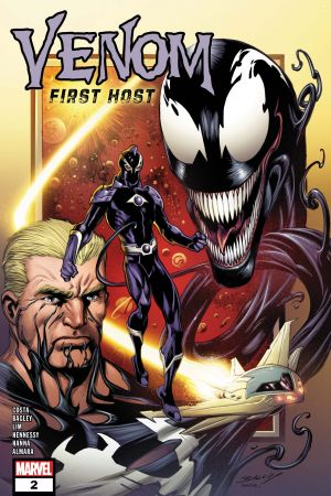 Venom: First Host (2018) #2