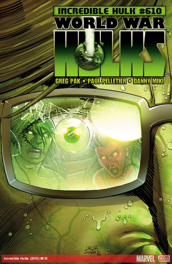 Incredible Hulks (2010) #610