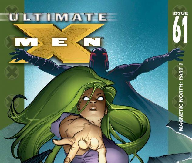 Ultimate X-Men (2001) #61