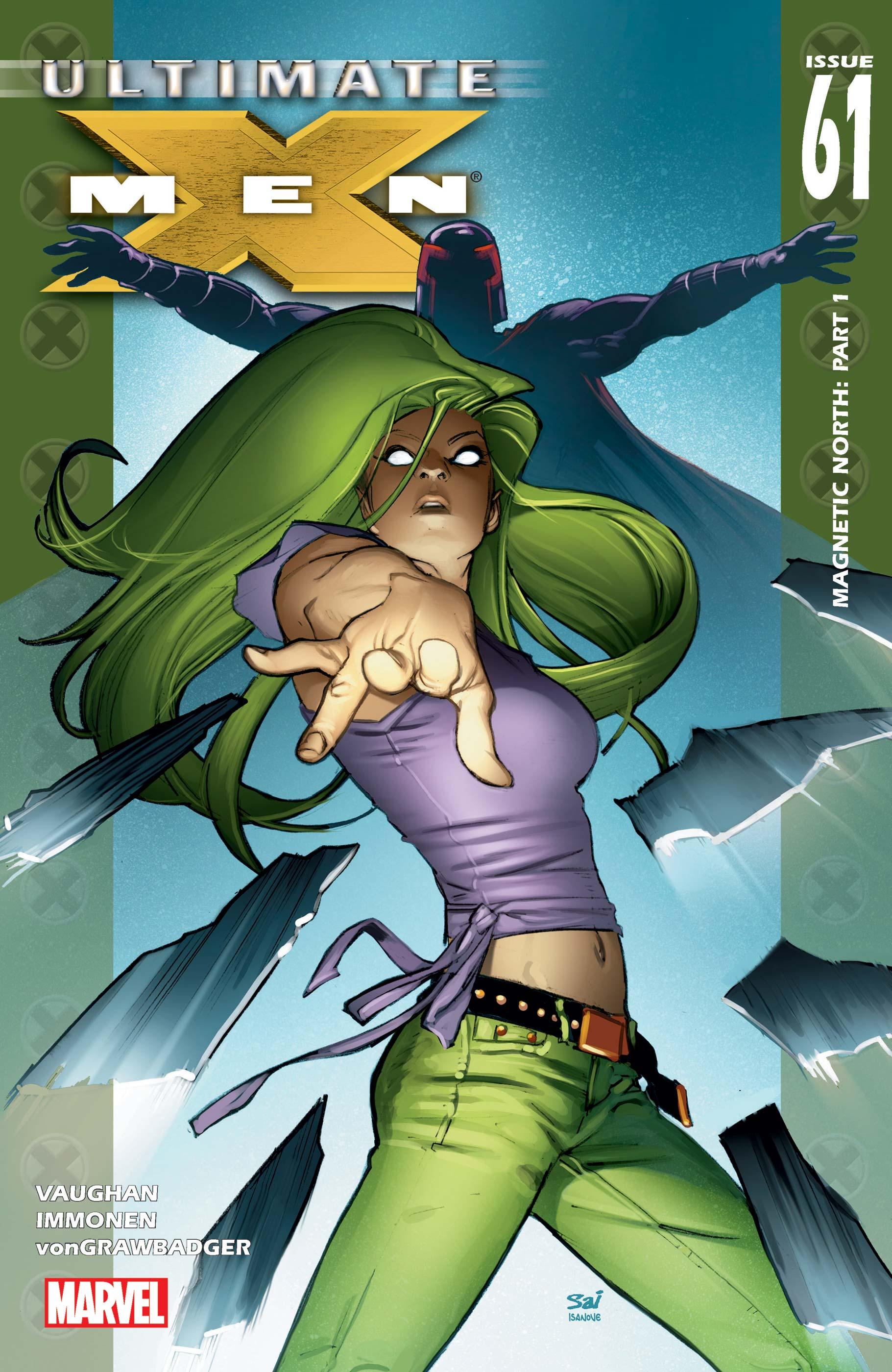 Ultimate X-Men (2000) #61