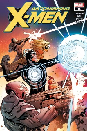 Astonishing X-Men (2017) #16