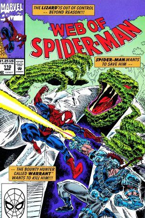 Web of Spider-Man (1985) #110