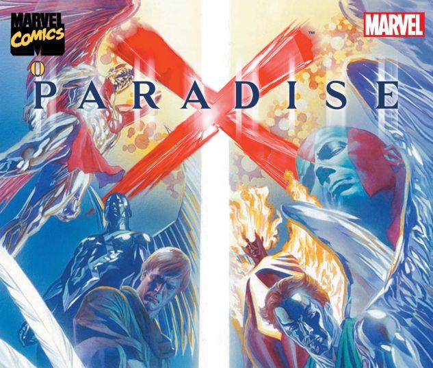 PARADISE X (2002) #0