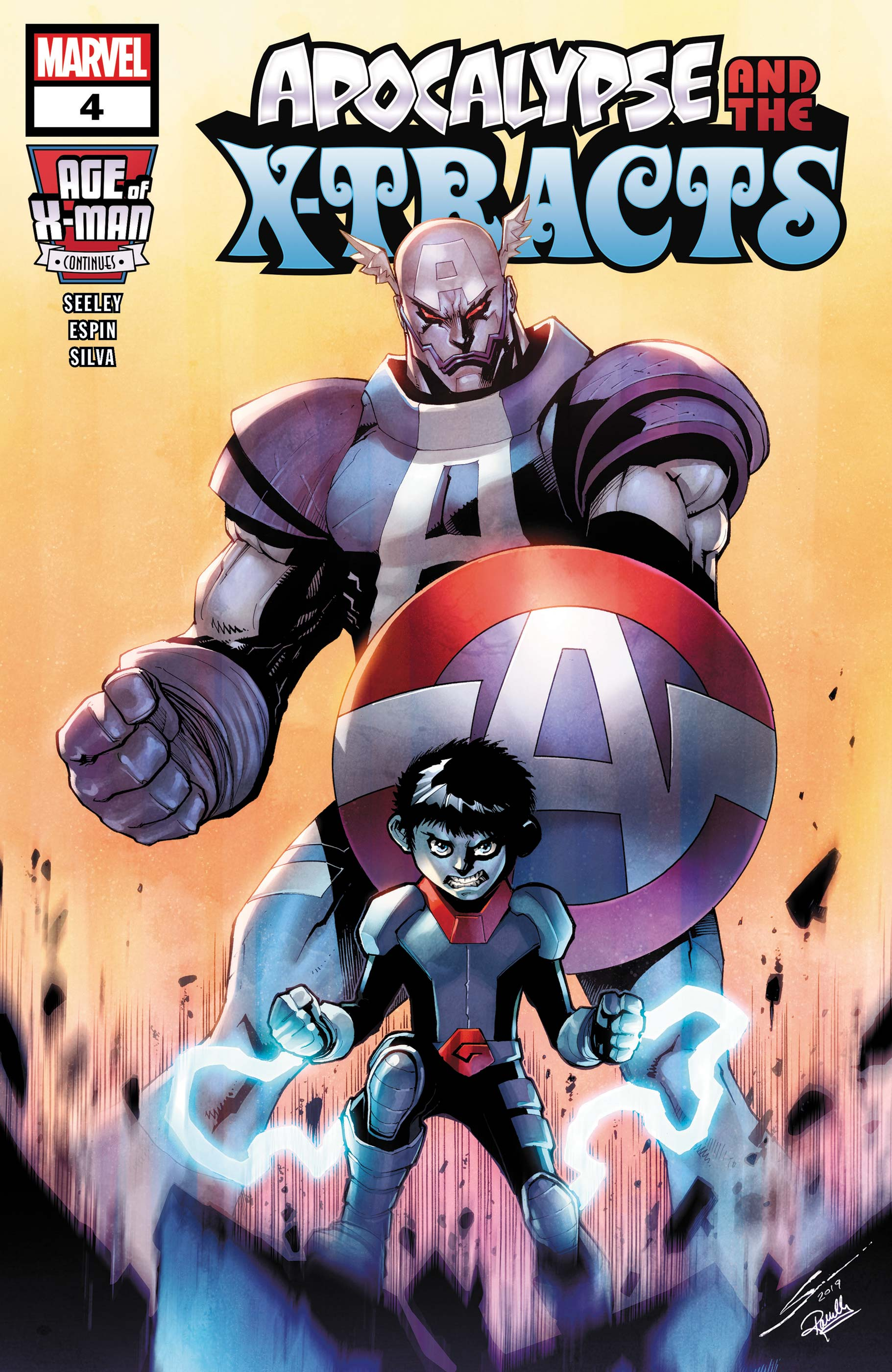 Age of X-Man: Apocalypse & the X-Tracts (2019) #4
