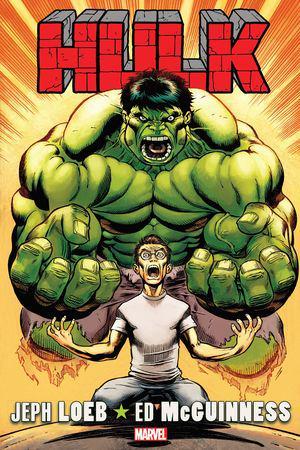 Hulk By Loeb & McGuinness Omnibus  (Hardcover)