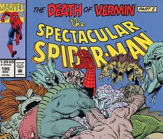 Spectacular Spider-Man #195