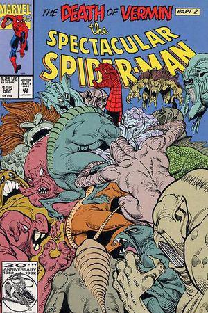 Peter Parker, the Spectacular Spider-Man (1976) #195