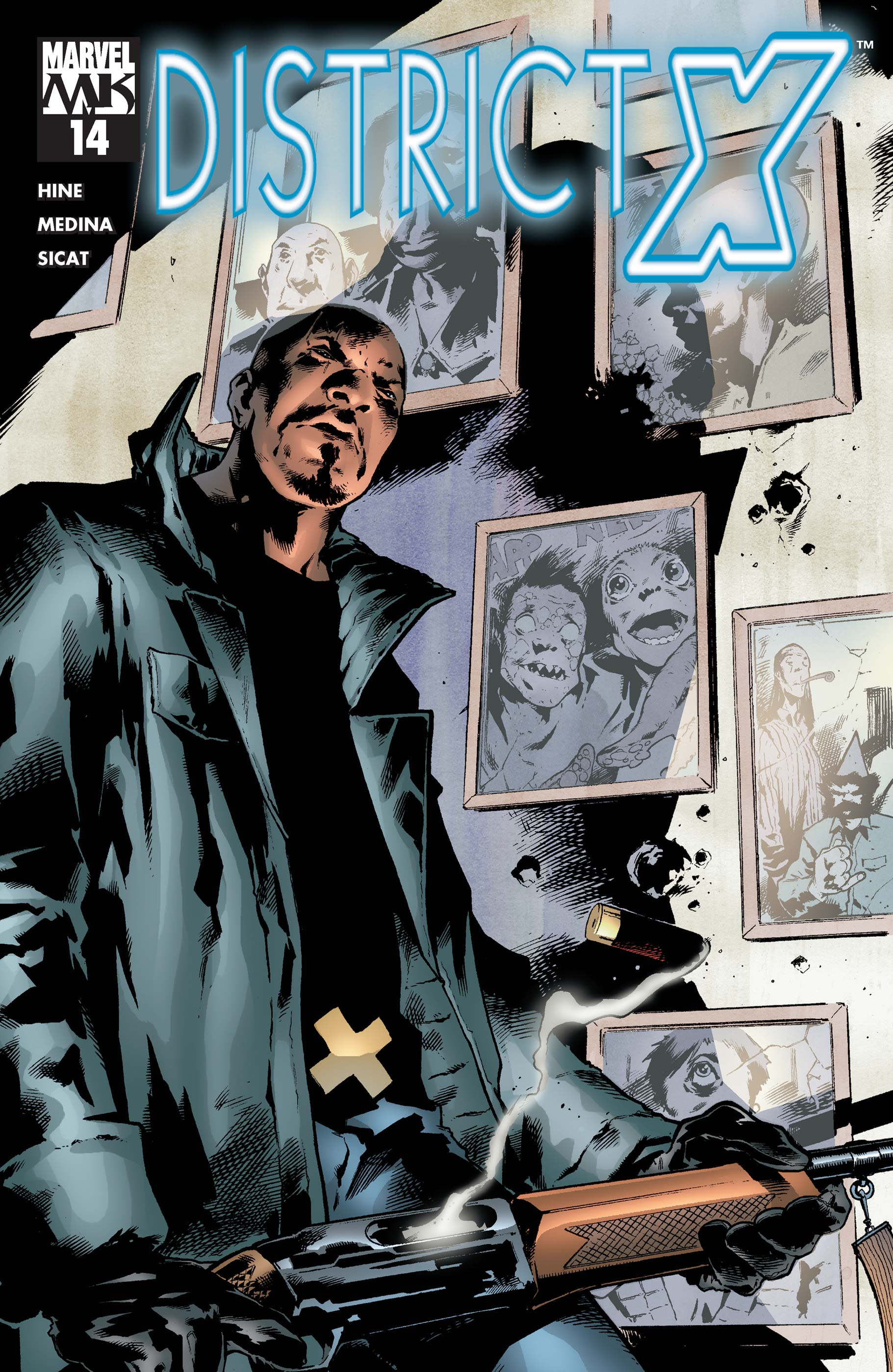 District X (2004) #14
