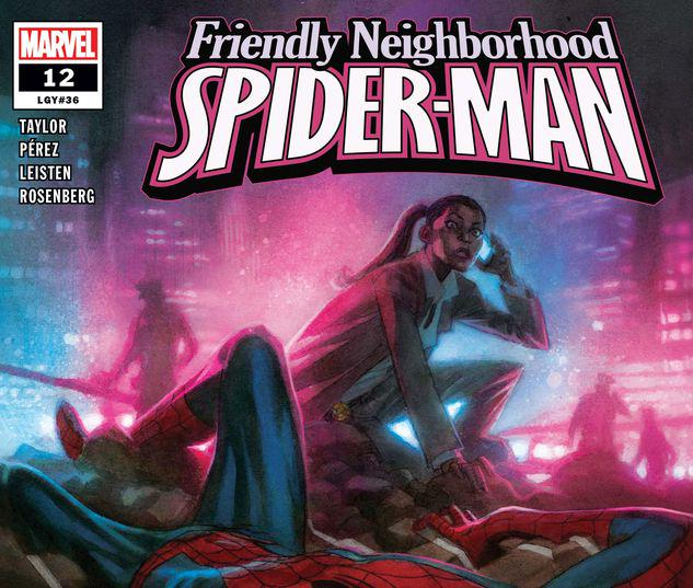 Friendly Neighborhood Spider-Man #12