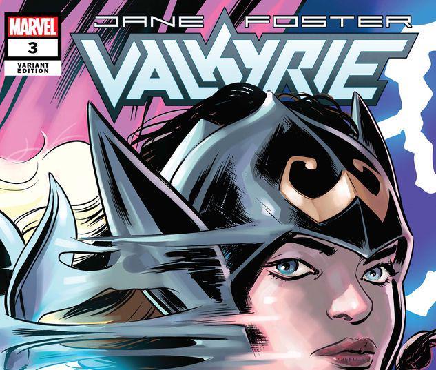 Valkyrie: Jane Foster #3