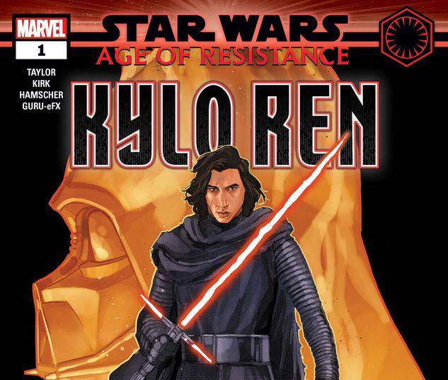STAR WARS: AGE OF RESISTANCE - KYLO REN 1 #1