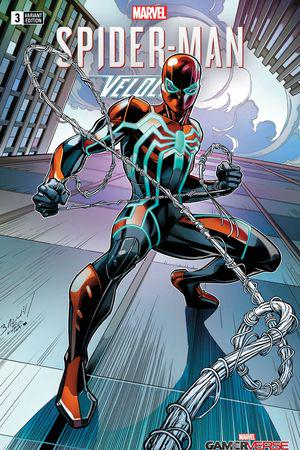 Marvel's Spider-Man: Velocity (2019) #3 (Variant)