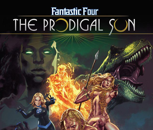 FANTASTIC FOUR: THE PRODIGAL SUN TPB #1