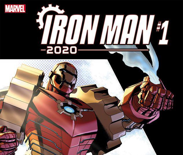 IRON MAN 2020 1 DIRECTOR'S CUT EDITION #1