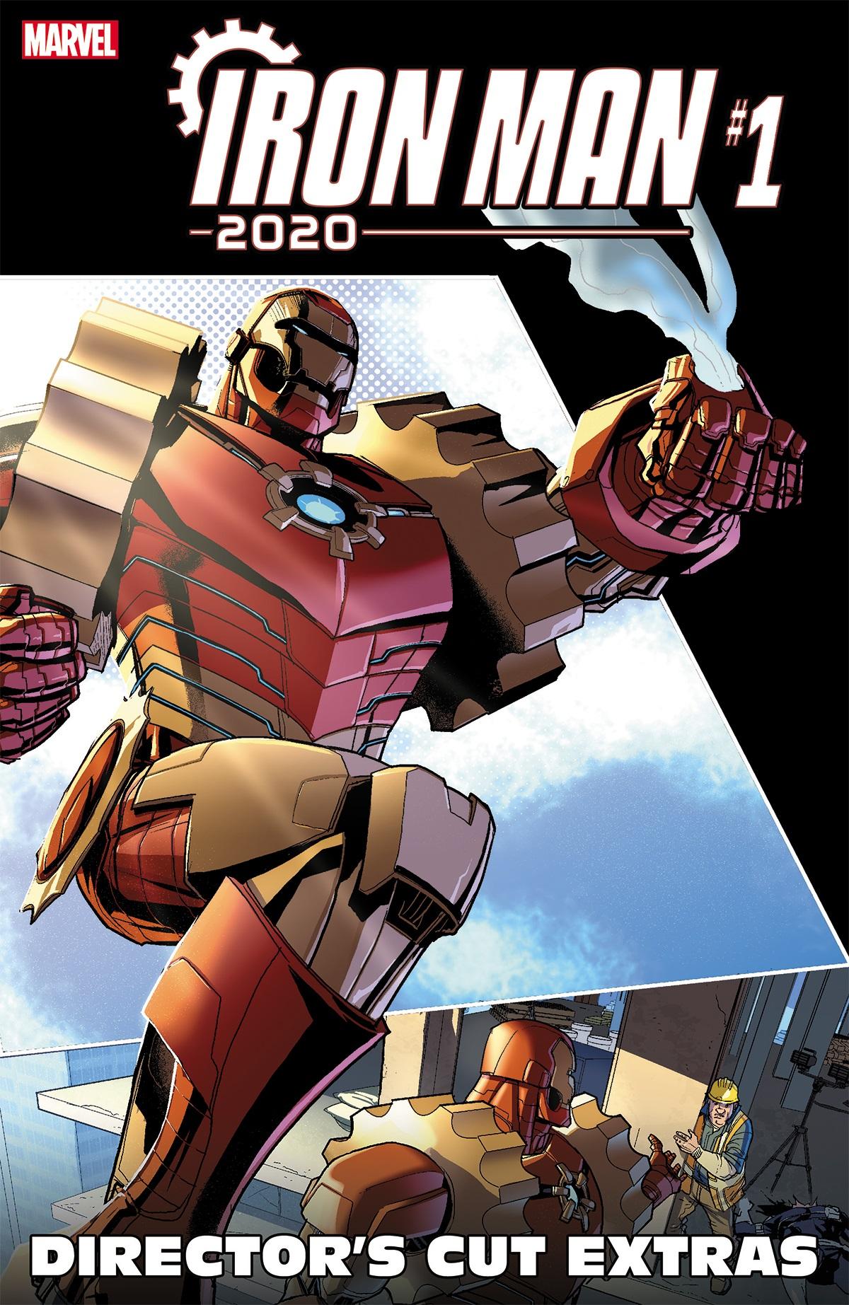 Iron Man 2020: Director's Cut Edition (2020) #1