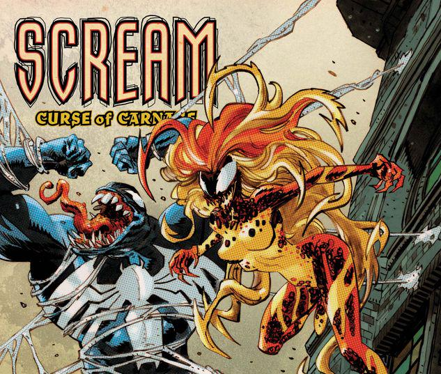 Scream: Curse of Carnage #3