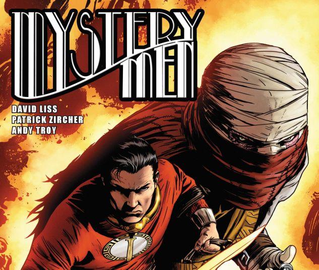 MYSTERY MEN (2011) #3