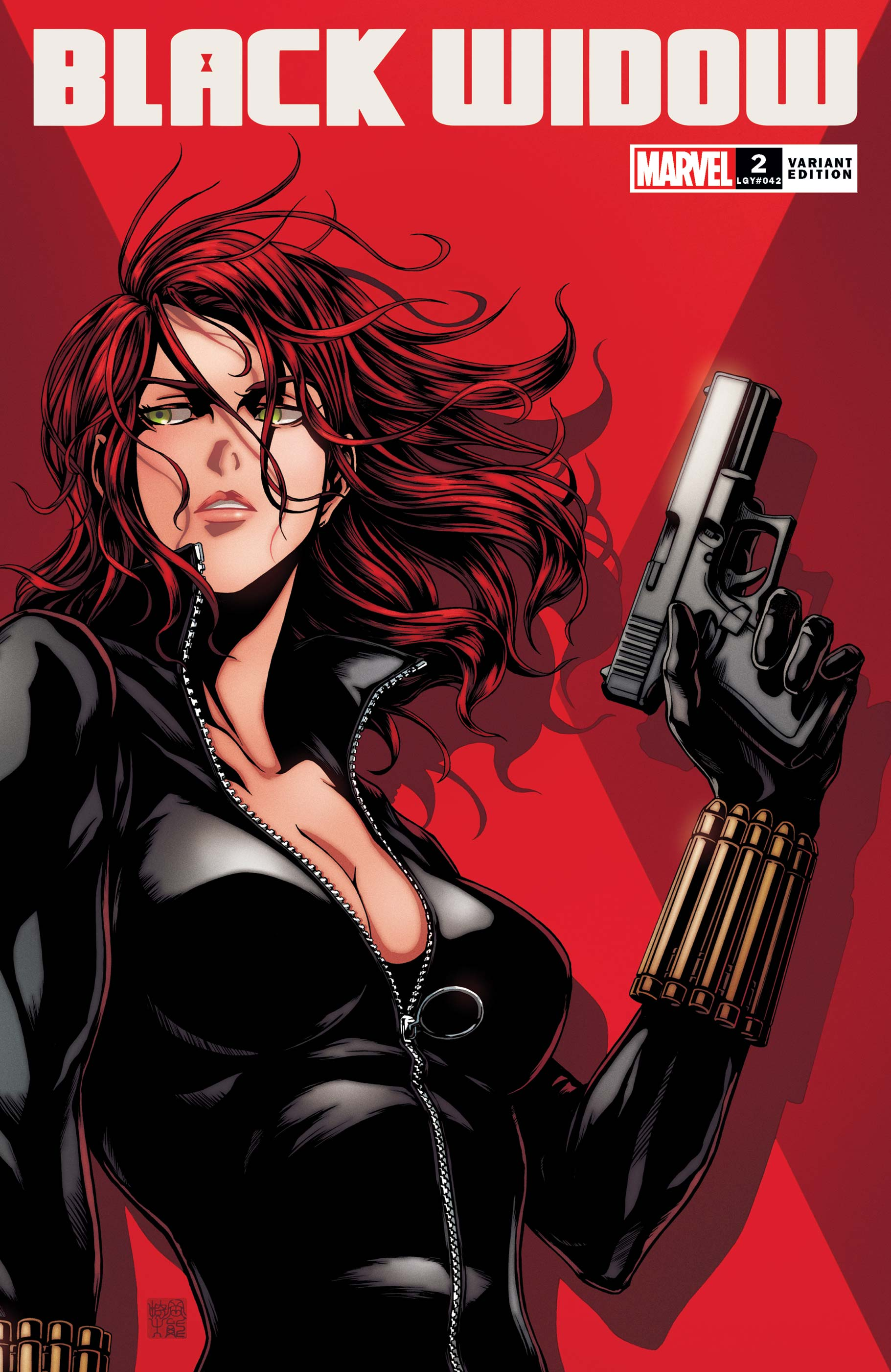 Black Widow (2020) #2 (Variant)