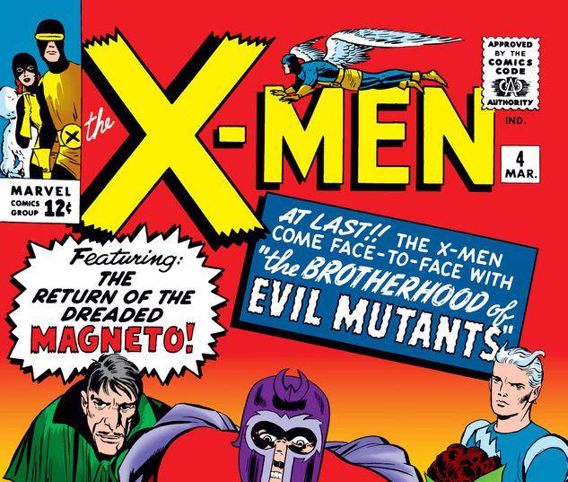 X-MEN 4 FACSIMILE EDITION #1