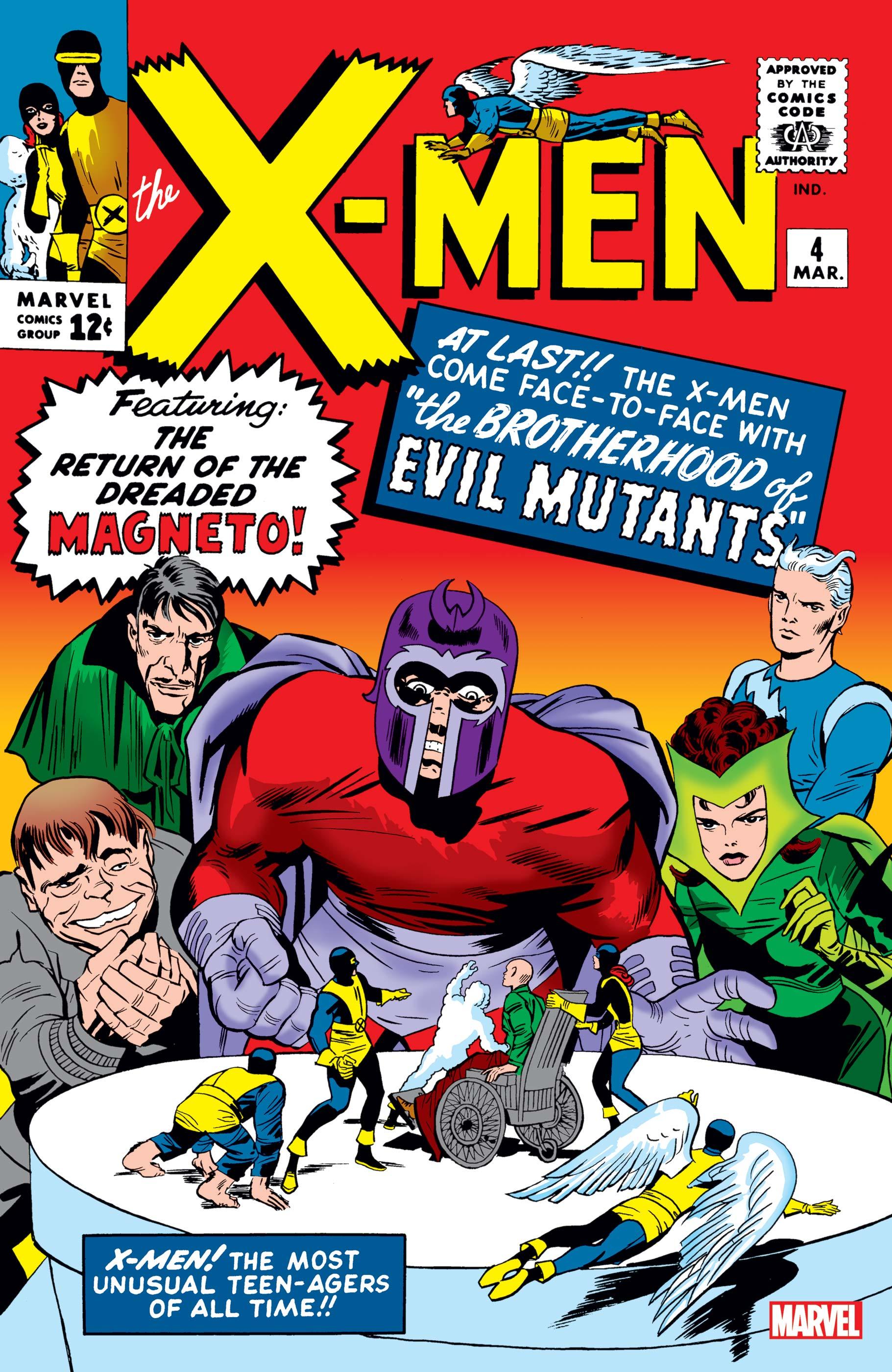 X-Men: Facsimile Edition (2020) #4