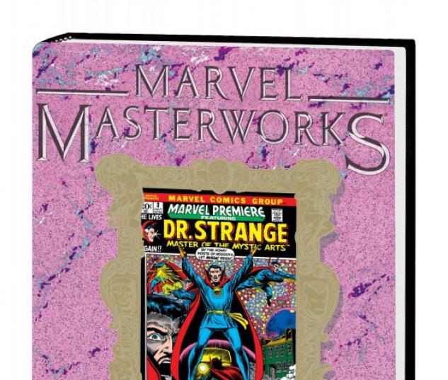 Marvel Masterworks: Doctor Strange Vol. 4 (Variant) (Hardcover)