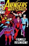Avengers West Coast #57