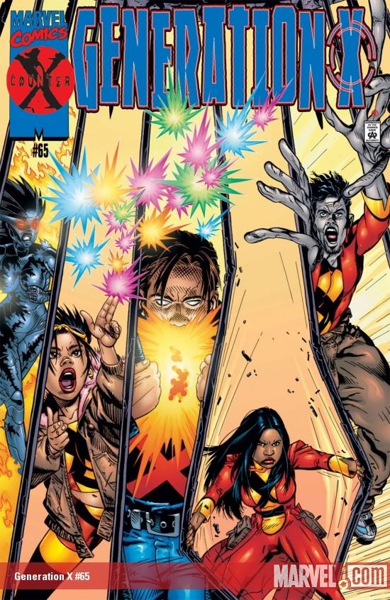 Generation X (1994) #65