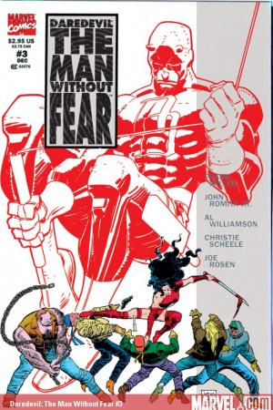 Daredevil: The Man Without Fear (1993) #3
