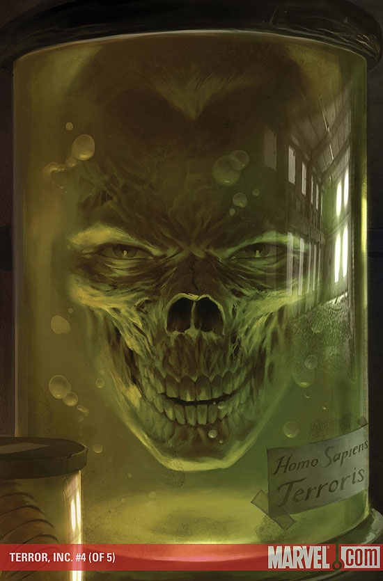 Terror, Inc. (2007) #4