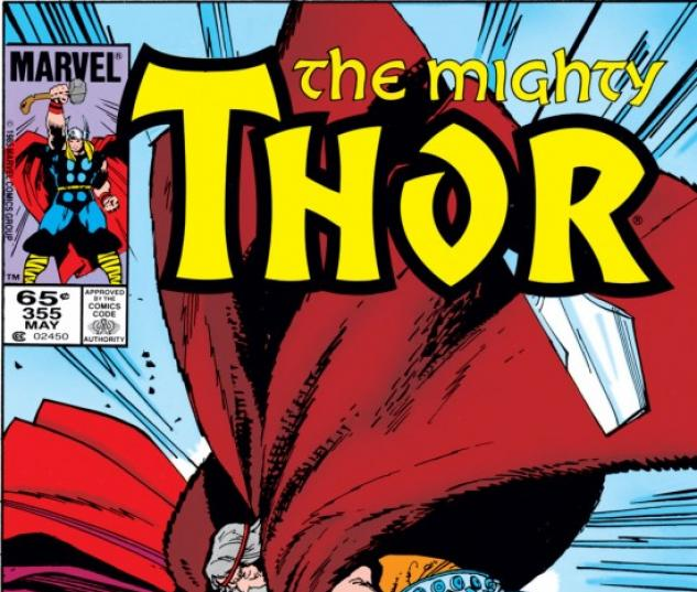 Thor (1966) #355