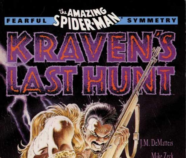 SPIDER-MAN LEGENDS VOL. I: KRAVEN'S LAST HUNT TPB #0