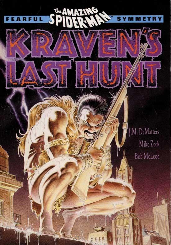 Spider-Man Legends Vol. I: Kraven's Last Hunt (Trade Paperback)