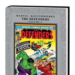 Marvel Masterworks: The Defenders Vol. 2