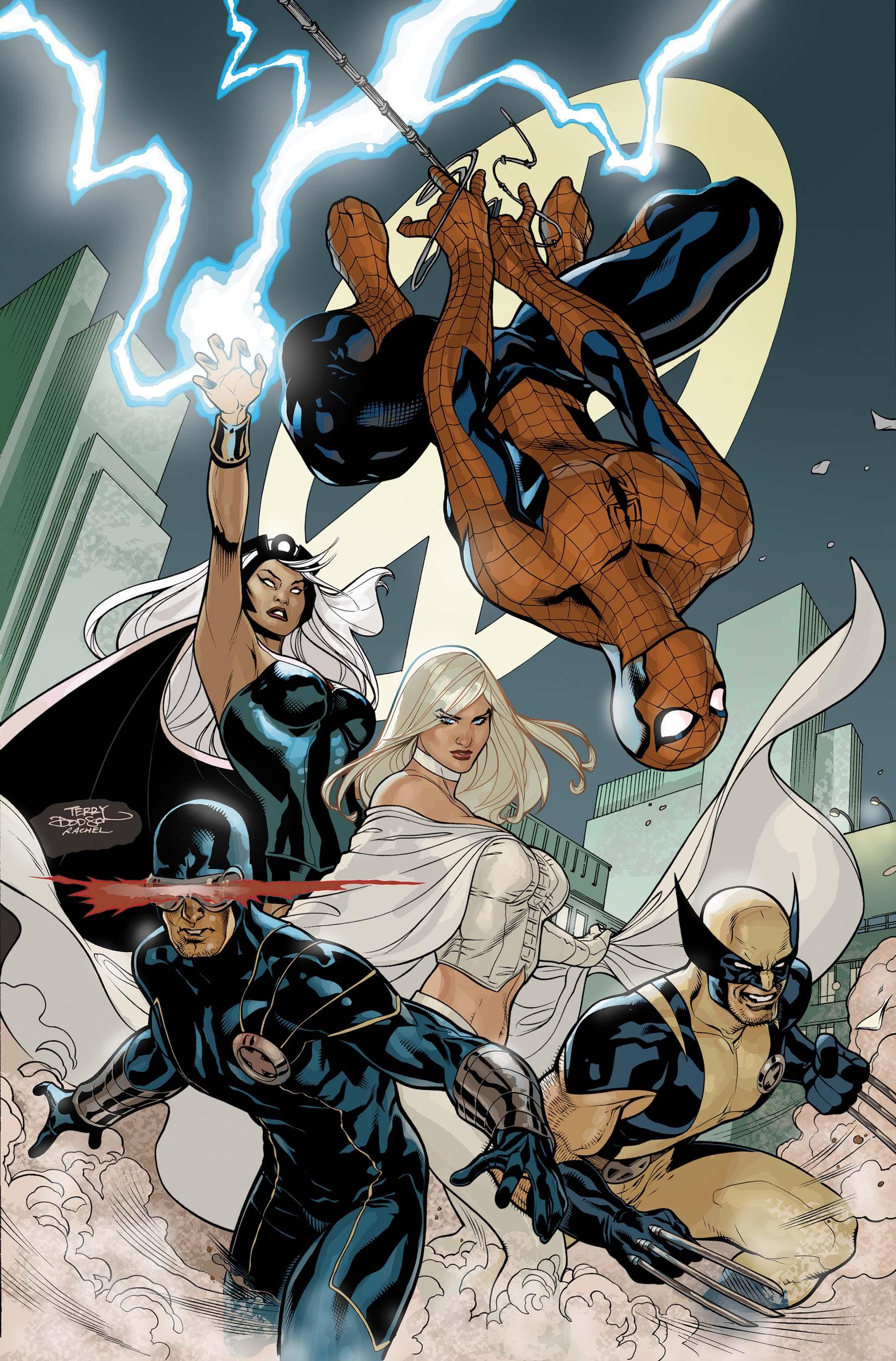 X-Men: Great Power (2011) #1