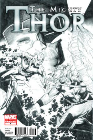 The Mighty Thor (2011) #4 (2nd Printing Variant)