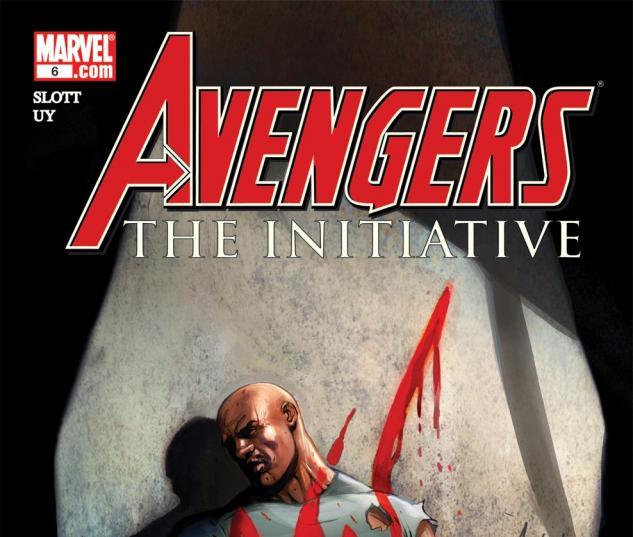 Avengers: The Initiative (2007) #6