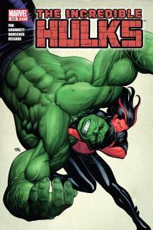 Incredible Hulks #629