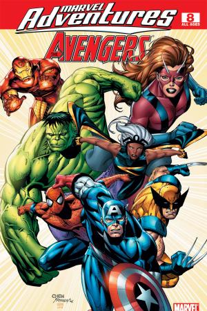 Marvel Adventures the Avengers #8